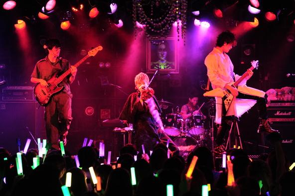 10月3日(金)@渋谷クラブクアトロ (okmusic UP\'s)