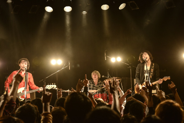 10月5日(日)@代官山ユニット (okmusic UP's)