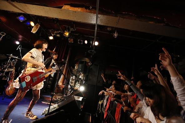 10月11日(土)@渋谷CHELSEA HOTEL (okmusic UP's)