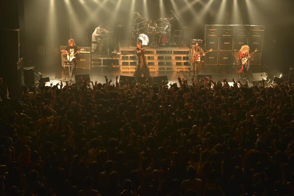 10月12日(日)@赤坂BLITZ (okmusic UP's)