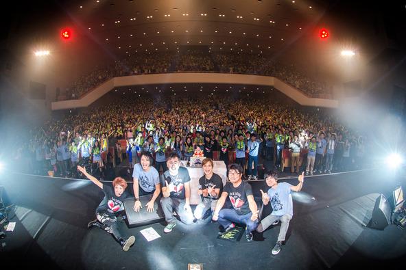 10月13日@渋谷公会堂 (okmusic UP's)