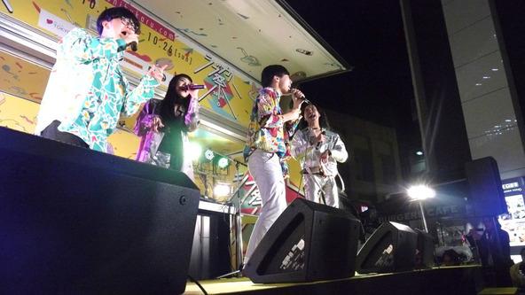 10月17日(金)@「シブカル祭。2014 ~トゥギャザーしようぜ!~」レセプションパーティー (okmusic UP's)