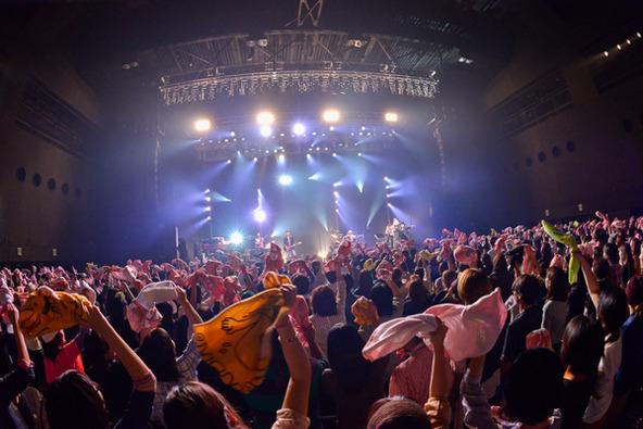 10月18日@Zepp DiverCity(TOKYO) (okmusic UP's)