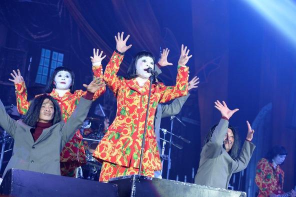 『HALLOWEEN PARTY 2014』@幕張メッセ(氣志團) (okmusic UP's)