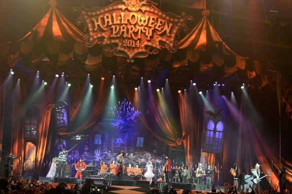 『HALLOWEEN PARTY 2014』@幕張メッセ(HALLOWEEN JUNKY ORCHESTRA) (okmusic UP's)