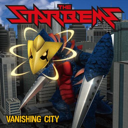 アルバム『VANISHING CITY』 (okmusic UP's)