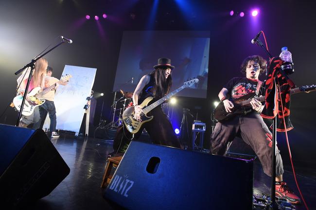 10月18日(土)@赤坂BLITZ