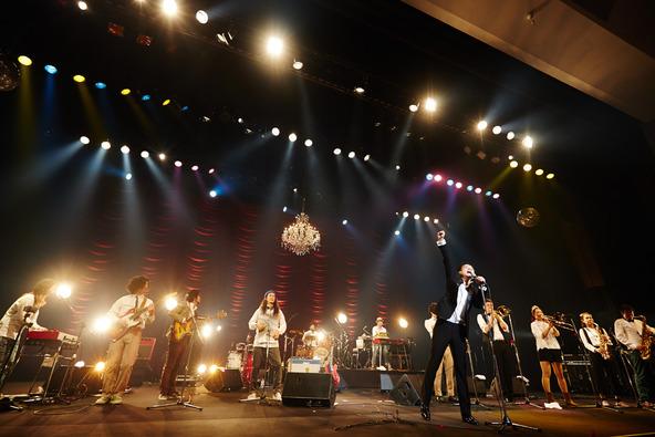 10月16日(木)@渋谷公会堂 (okmusic UP's)