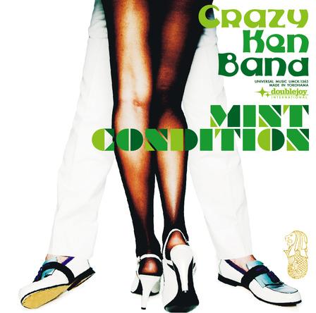 アルバム『MINT CONDITION』【2LP】 (okmusic UP's)