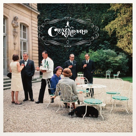 アルバム『 ITALIAN GARDEN』【2LP】 (okmusic UP's)