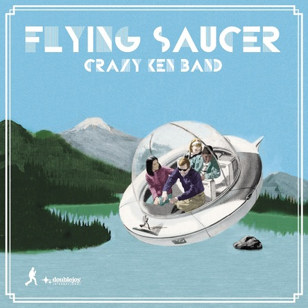 アルバム『FLYING SAUCER』【2LP】 (okmusic UP's)