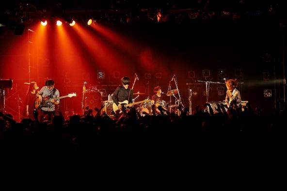 10月24日(金)@恵比寿リキッドルーム (okmusic UP's)