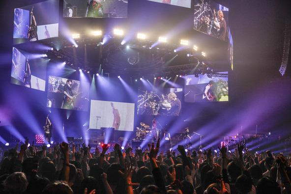 10月25日@さいたまスーパーアリーナ (okmusic UP's)