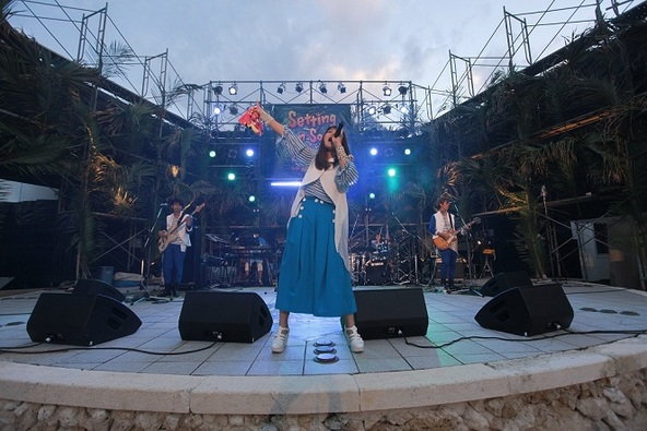 『Setting Sun Sound Festival in Amami』(7!!) (okmusic UP's)