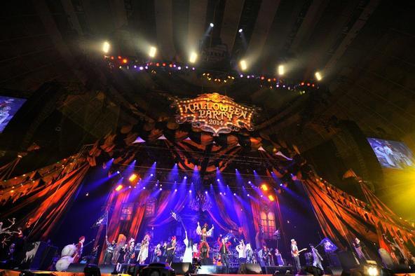 10月25日@神戸ワールド記念ホール(HALLOWEEN JUNKY ORCHESTRA) (okmusic UP\'s)