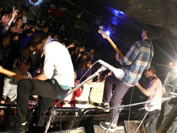 10月27日(月)@東京・下北沢シェルター (okmusic UP\'s)