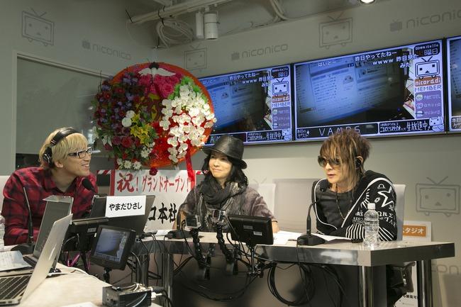 10月28日(火)@池袋ニコニコ本社・サテライトスタジオ『ニコぶくろスタジオ』