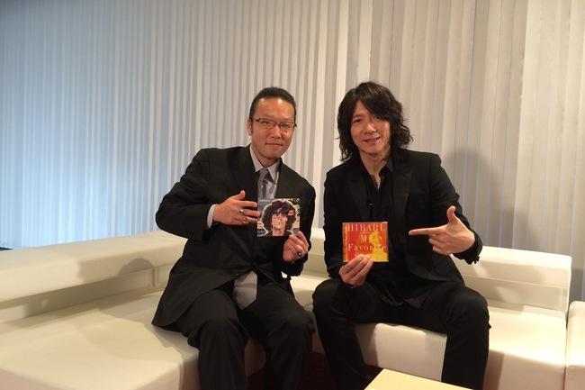 吉井和哉×「ひばりプロダクション」代表取締役社長・加藤和也氏