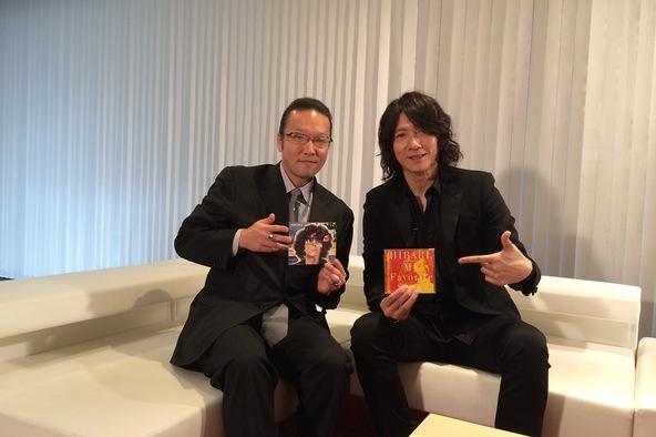 吉井和哉×「ひばりプロダクション」代表取締役社長・加藤和也氏 (okmusic UP\'s)