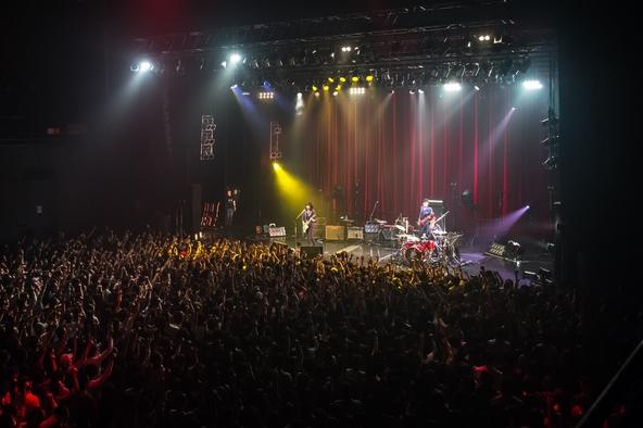 10月29日@Zepp Tokyo (okmusic UP's)