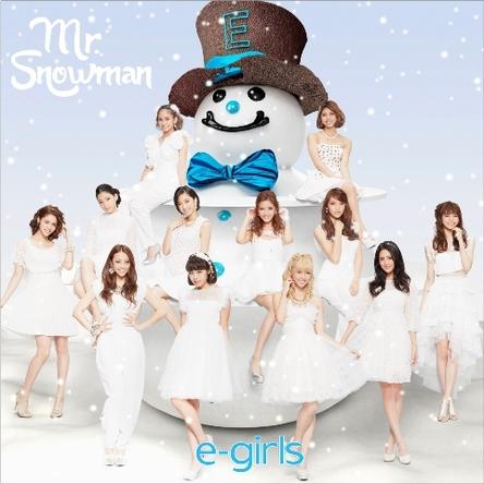 シングル「Mr.Snowman」【CD+DVD】 (okmusic UP's)