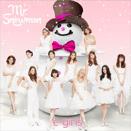 シングル「Mr.Snowman」【CD】 (okmusic UP's)