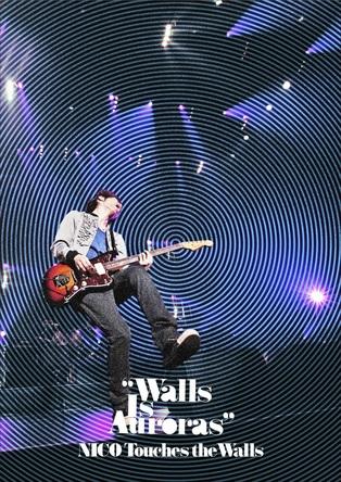 DVD & Blu-ray 『Walls Is Auroras』 (okmusic UP's)