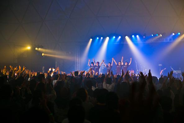 11月1日(土)@西の丸ドーム (okmusic UP's)