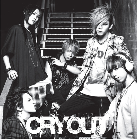 シングル「CRY OUT」【初回盤B】(CD+DVD) (okmusic UP's)
