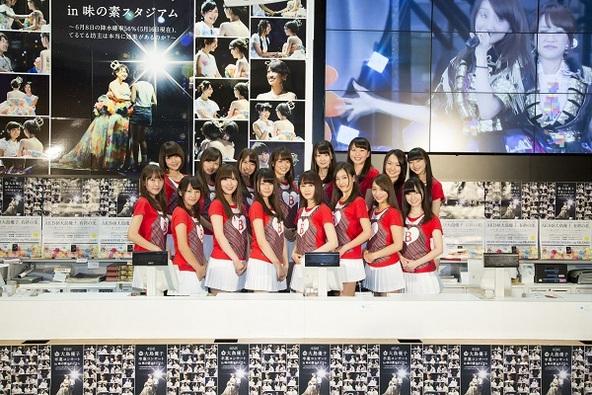 11月3日@DVD/Blu-rayお渡し会 (okmusic UP's)