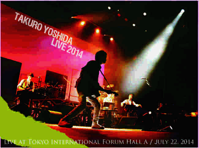 DVD&Blu-ray『吉田拓郎 LIVE 2014』