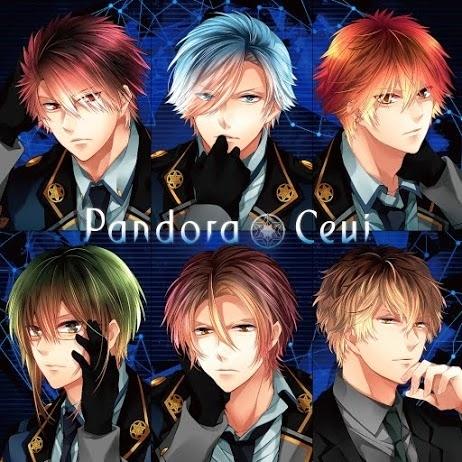 Ceui「Pandora」ジャケット画像