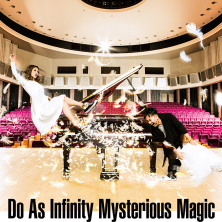 シングル「Mysterious Magic」【CD+DVD】 (okmusic UP's)