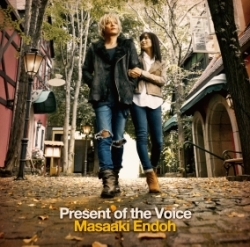 遠藤正明『Present of the Voice』ジャケット画像