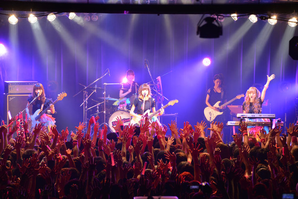 11月5日@横浜ベイホール (okmusic UP\'s)
