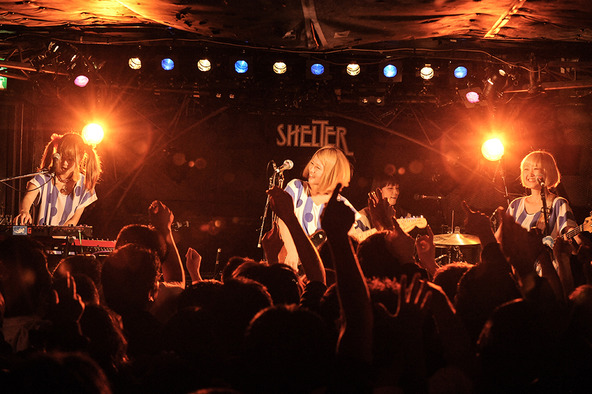 11月6日@下北沢SHELTER (okmusic UP's)
