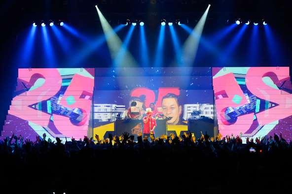 11月08日(土)@ZEPP TOKYO (okmusic UP's)