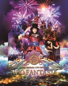 茅原実里「Minori Chihara Live Tour 2014 ~NEO FANTASIA」Blu-rayジャケット画像