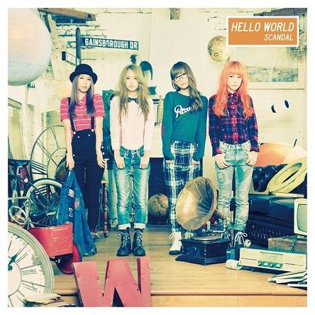 アルバム『HELLO WORLD』【アナログ盤】 (okmusic UP's)