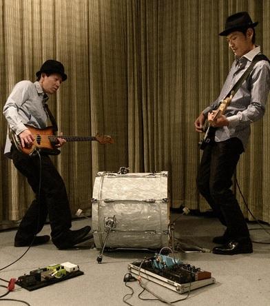 射守矢雄と平松学 (okmusic UP\'s)