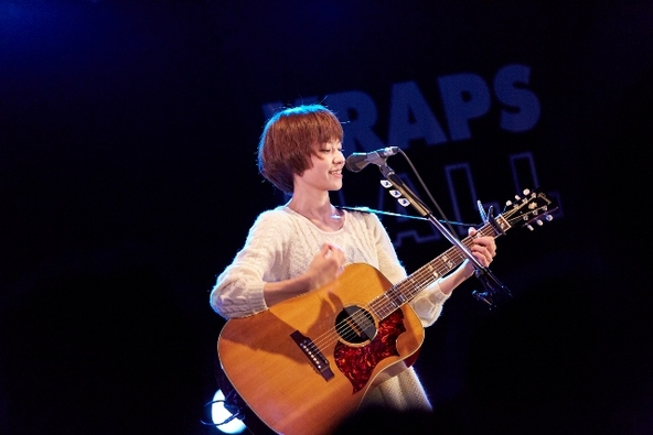 11月13日@札幌・KRAPS HAL(住岡梨奈) (okmusic UP's)