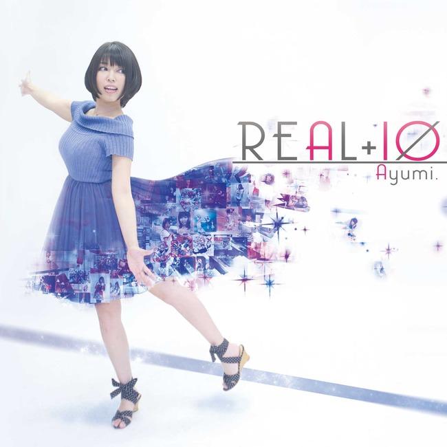 アルバム『REAL+1Ø』