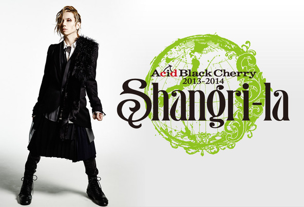Acid Black Cherry (okmusic UP's)
