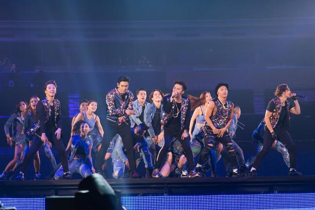 11月15日(土) @ナゴヤドーム(BIGBANG)