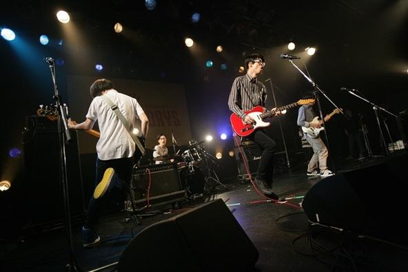 11月17日@恵比寿・LIQUIDROOM(夜の本気ダンス) (okmusic UP's)