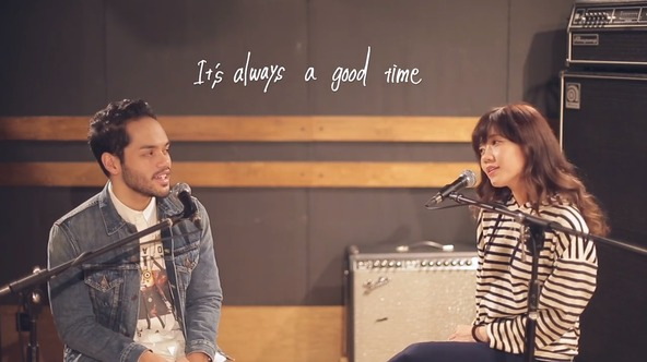 「MACO - Good Time feat. Matt Cab (Japanese Ver.) 」 (okmusic UP's)