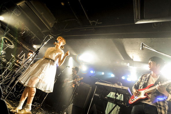 11月20日@渋谷TSUTAYA O-nest (okmusic UP's)