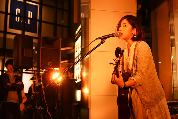 11月22日(土)@渋谷PARCO 公園通り広場 (okmusic UP's)