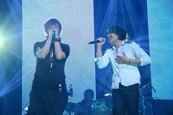 「flumpool GYAO! MUSIC LIVE」 (okmusic UP's)