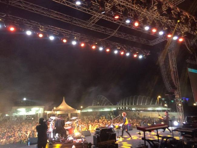 11月22日(土)@「Sundown Festival 2014」